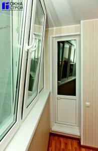 """Ремонт балконов и лоджий под ключ """" цены в москве под ключ о."""