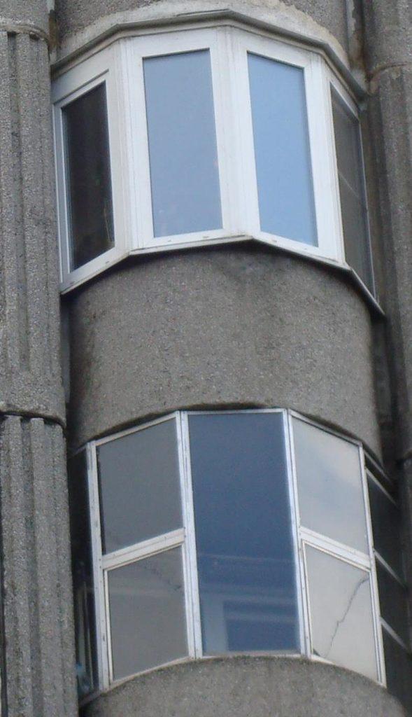 """Утепление балконов и лоджий без нарушения фасада """" замена хо."""