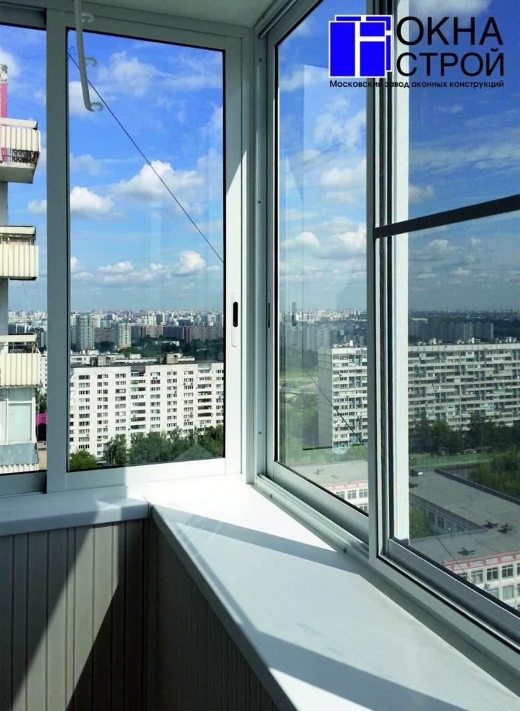 """Демонтаж и остекление балконов, лоджий """" цена в москве от за."""