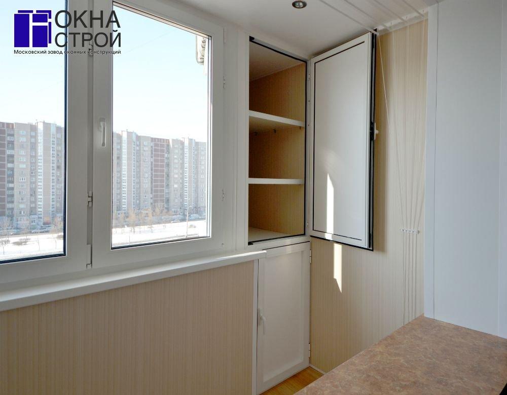 """Отделка балкона и лоджии без остекления """" цены на внутреннюю."""