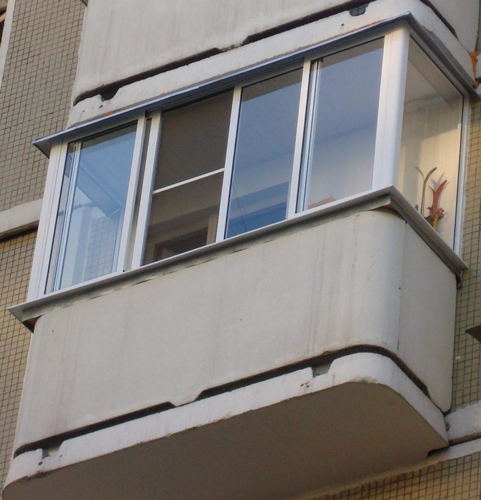 """Остекление балконов и лоджий в копэ """" утепление и отделка от."""
