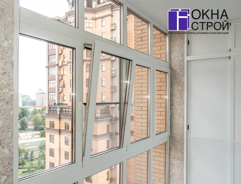 Балконы от пола до потолка цены.
