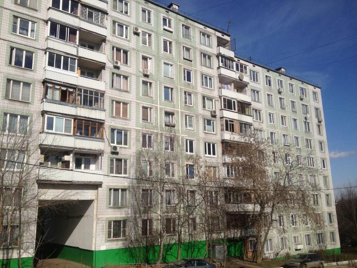 """Остекление балконов и лоджий в домах ii-49 """" цены в москве о."""