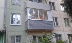 """Ремонт и утепление балкона и лоджий """" цена в москве от завод."""