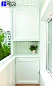 """Утепление балкона и лоджий """" цена в москве на утепление балк."""